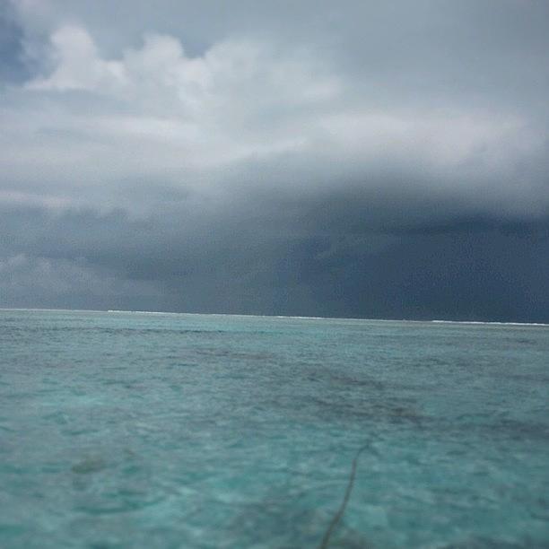 Maldives Photograph - #maldives#landscape by Tokyo Sanpopo