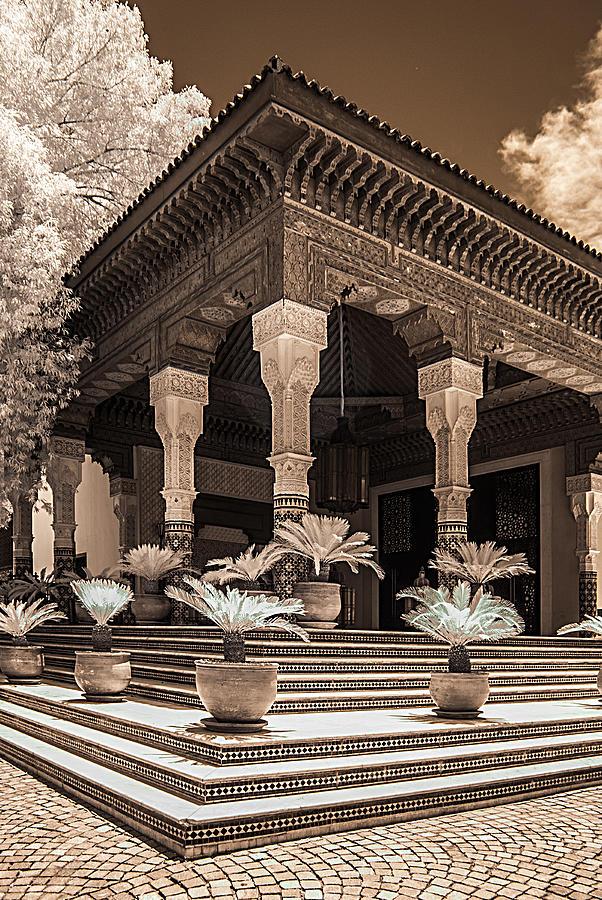Mamounia Hotel in Marrakech by Ellie Perla