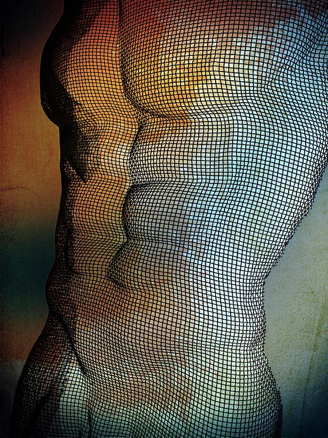 Male Nude Photograph - Man Body by Mark Ashkenazi