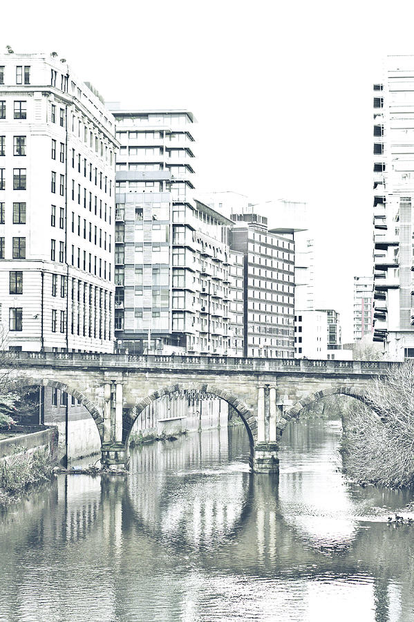 Apartment Photograph - Manchester by Tom Gowanlock