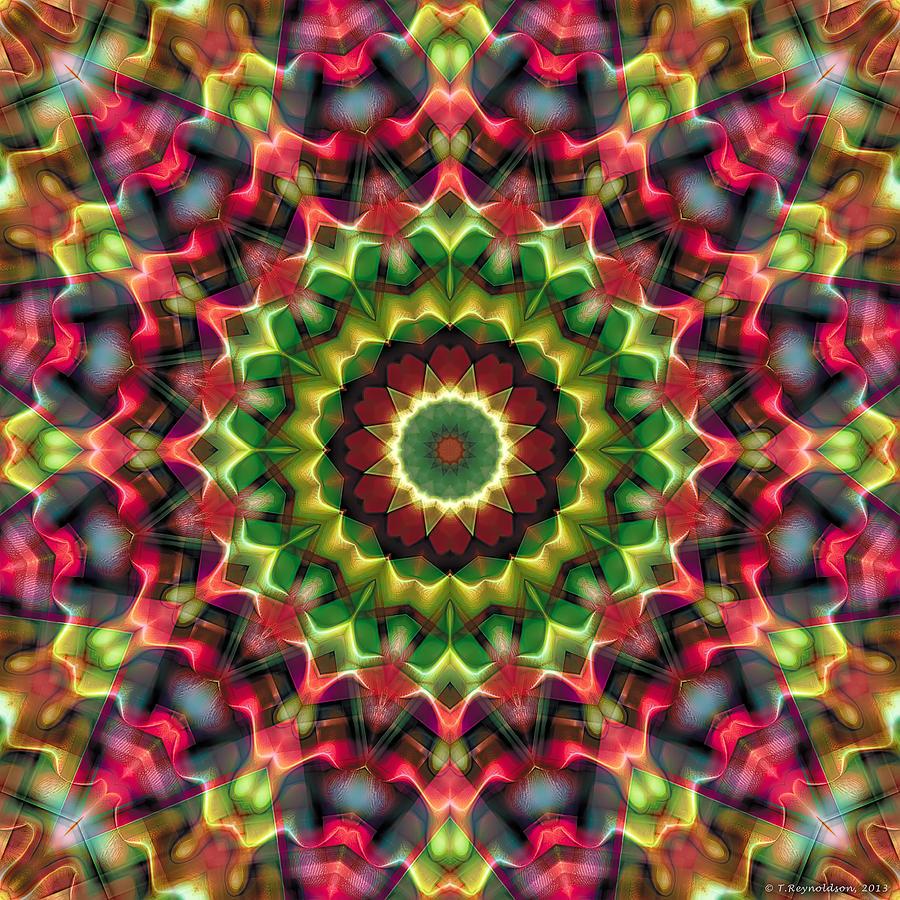 Mandala 70 Digital Art