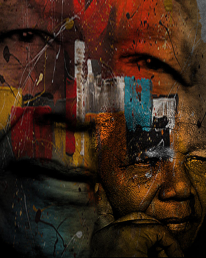 Mandela  by Terry Boykin