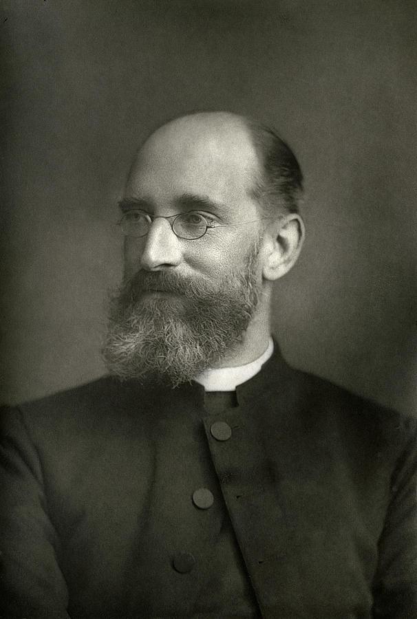 1893 Photograph - Mandell Creighton (1843-1901) by Granger