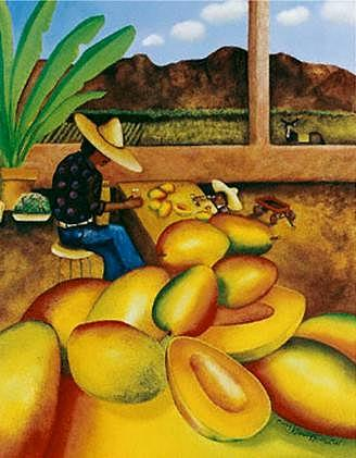 Mango Man by William T Templeton