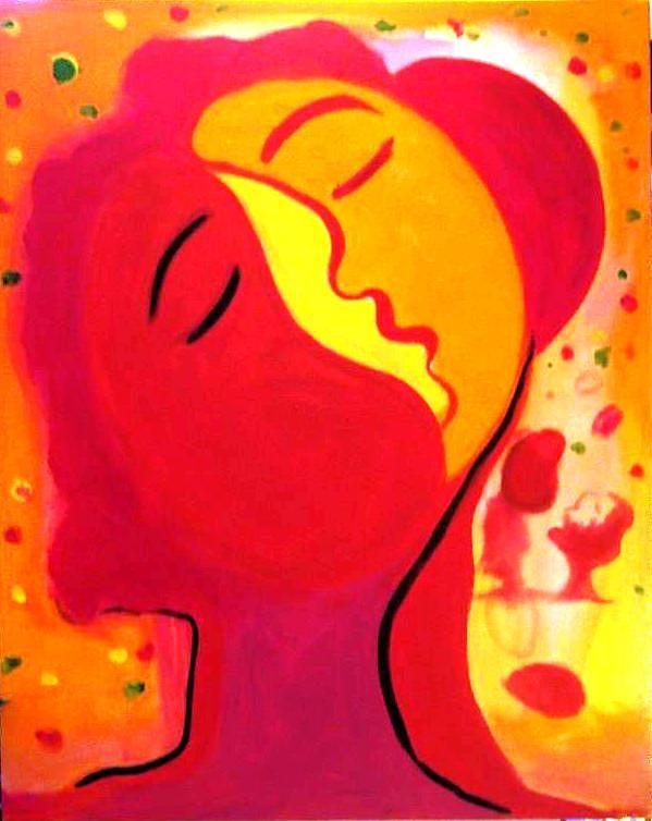 Mango Painting - Mangos by Jose jackson Guadamuz guadamuz