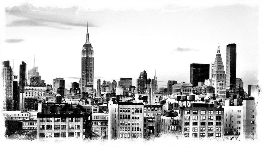 Manhattan  Photograph by Scott Snizek
