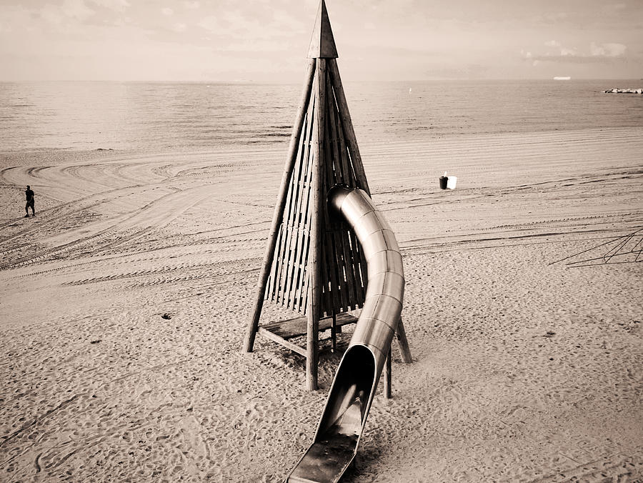 Mar Bella, Barcelona by Stefano Buonamici