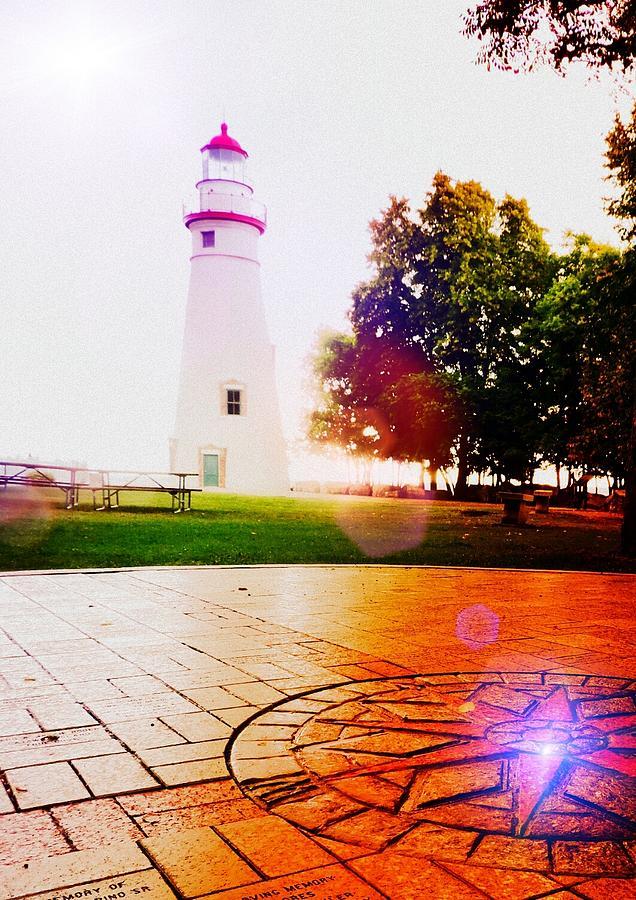 Marblehead Lighthouse Photograph