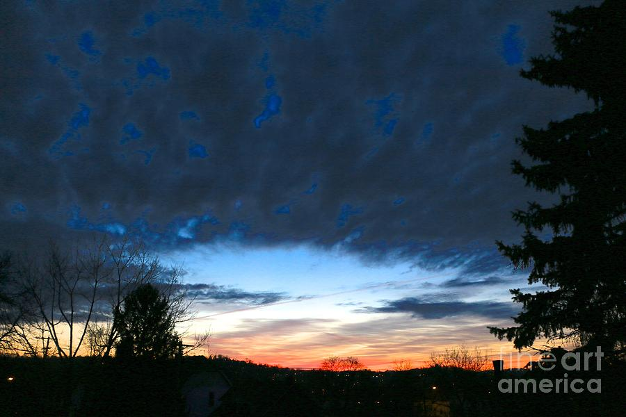 Sunrise Photograph - March 19th by Jay Nodianos