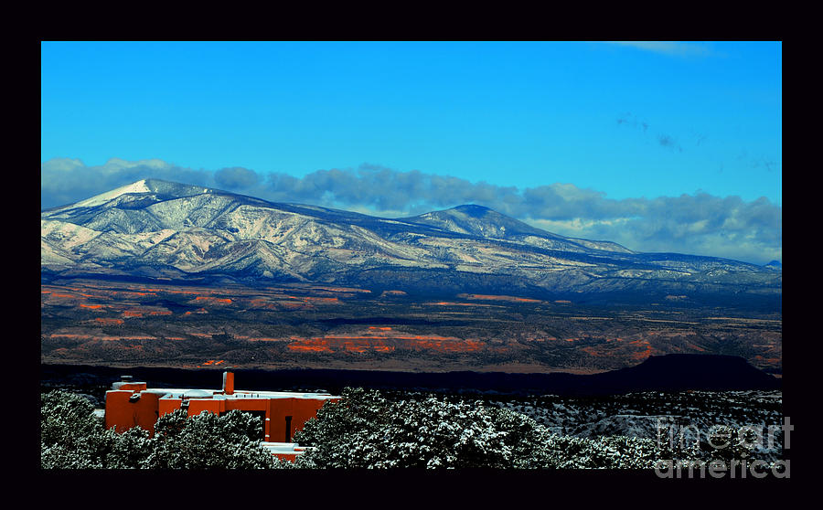 New Mexico Photograph - March In New Mexico by Susanne Still