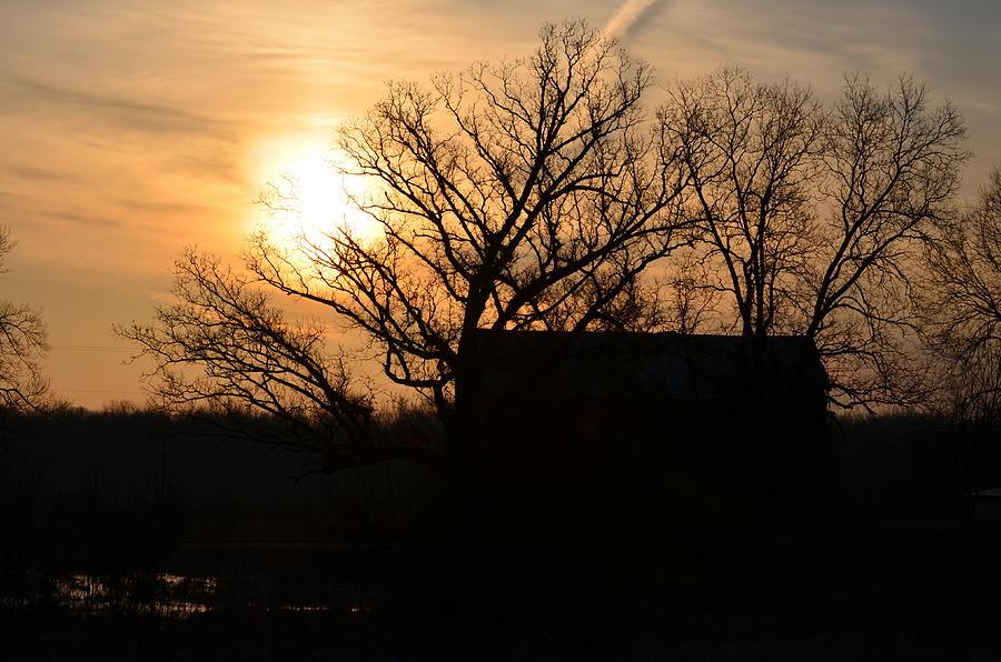 Sunrise Photograph - March Sunrise2 by Jennifer  King