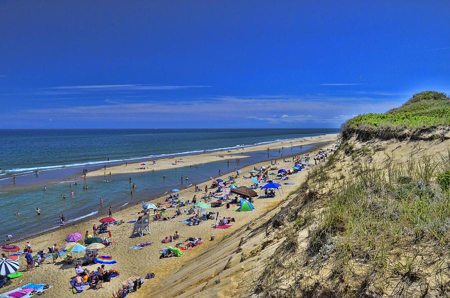 Marconi Beach National Seashore Cape Cod 2 Photograph