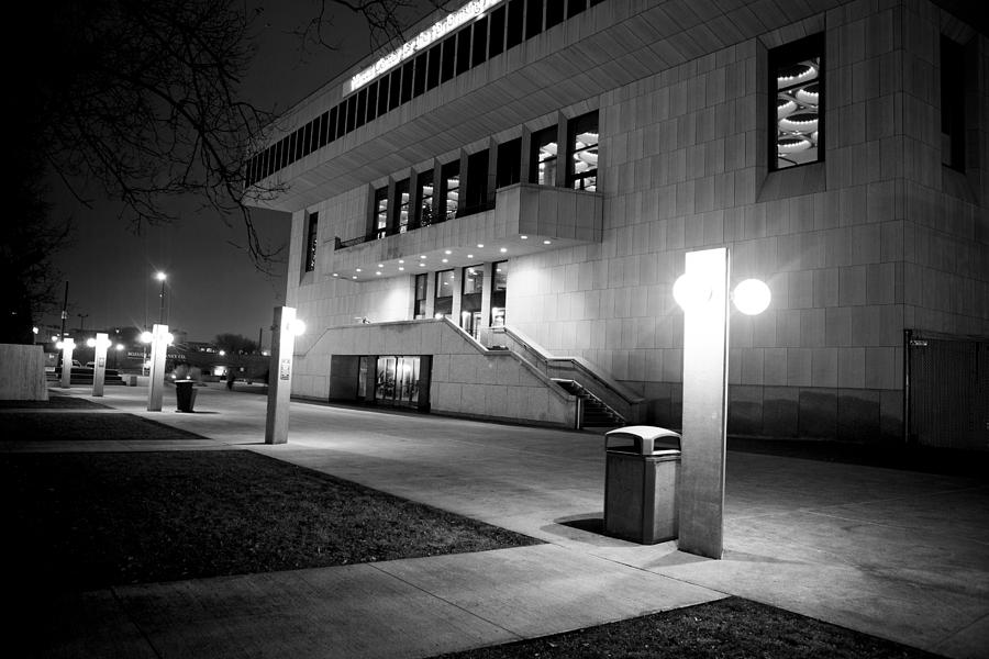 Canon Photograph - Marcus Center For The Performing Arts by Ricky L Jones