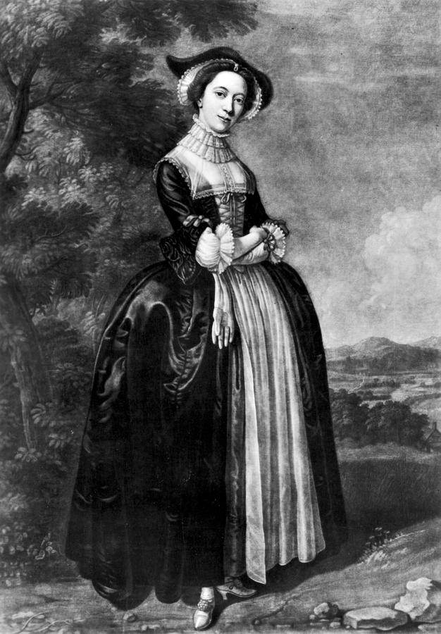 1751 Painting - Margaret Woffington (c1714-1760) by Granger