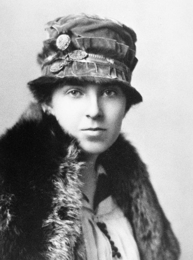 1918 Photograph - Margaret Woodbury Strong (1897-1969) by Granger