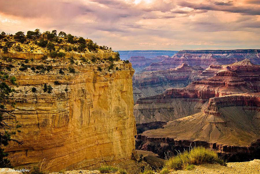 Maricopa Point Grand Canyon Digital Art - Maricopa Point Grand Canyon by Bob and Nadine Johnston