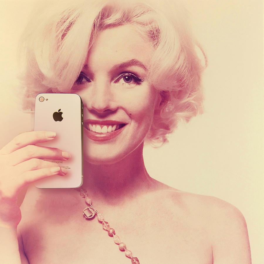 Selfie Marilyn Monroe nude (98 pics), Topless