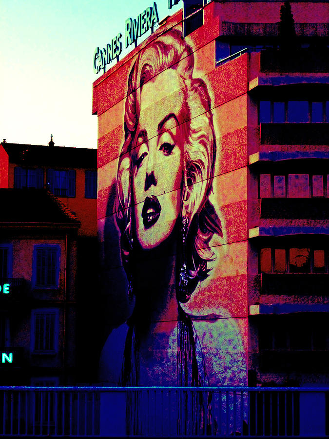Marilyn Monroe Photograph - Marilyn Remembered by Christine Burdine