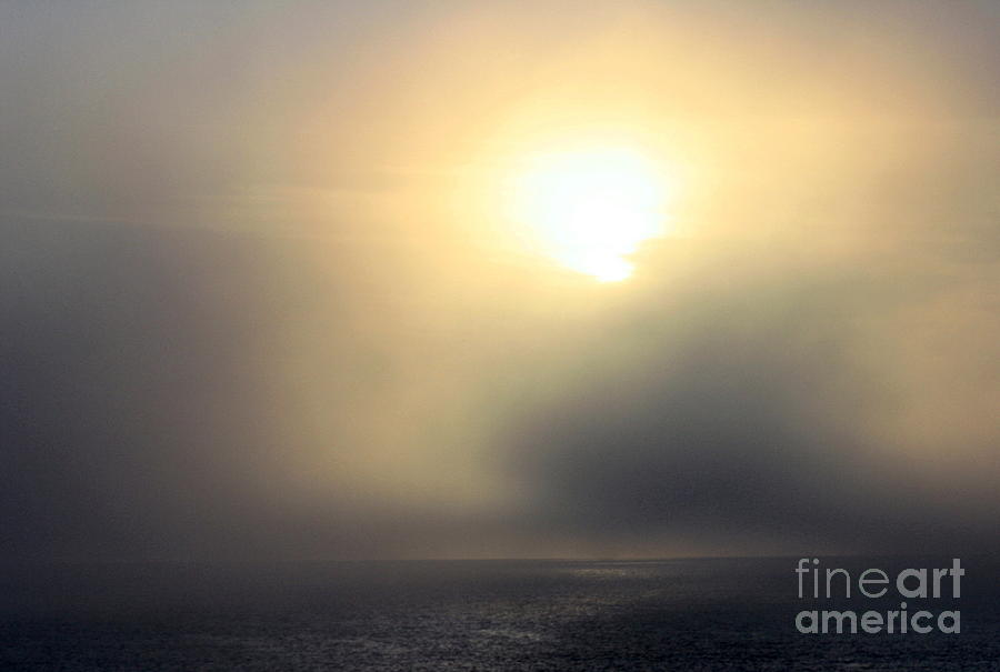 Marine Layer Photograph - Marine Layer by Fred  Sheridan