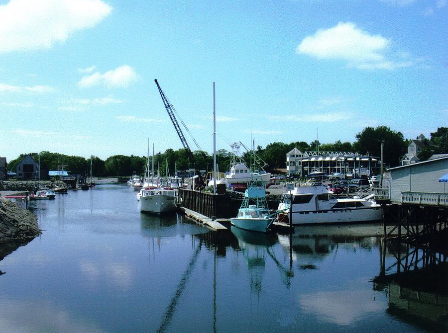 Harbor Photograph - Mariner Harbor by Dusty Reed