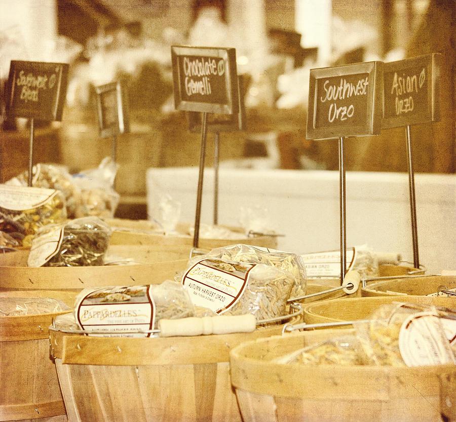 Food Photograph - Market Day by Kim Hojnacki