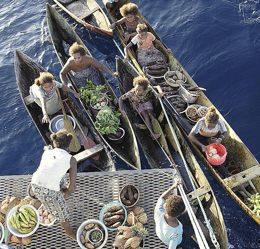 Islanders Photograph - Market Day by Paula Marie deBaleau