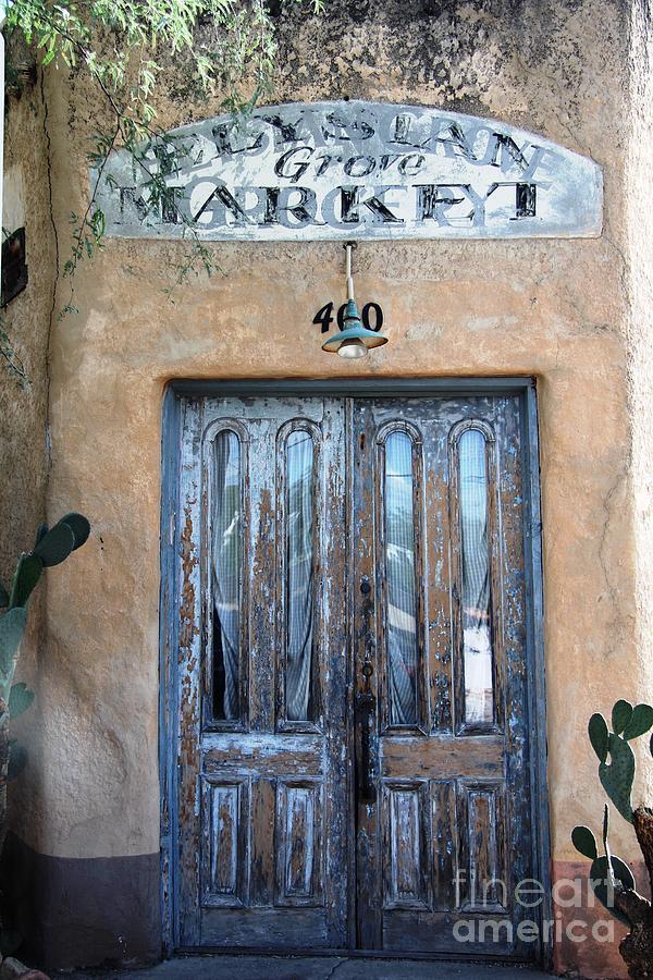 Bario Photograph - Market by Diane Greco-Lesser