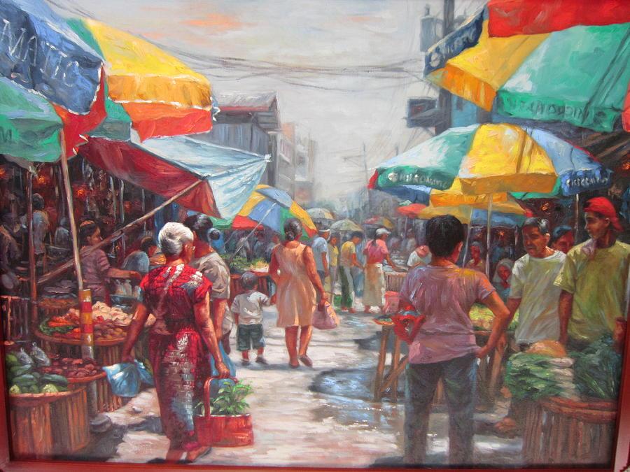 how to market art work