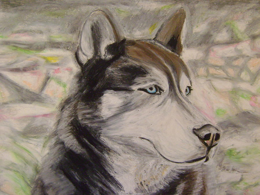 Husky Pastel - Marley by Therese Legere