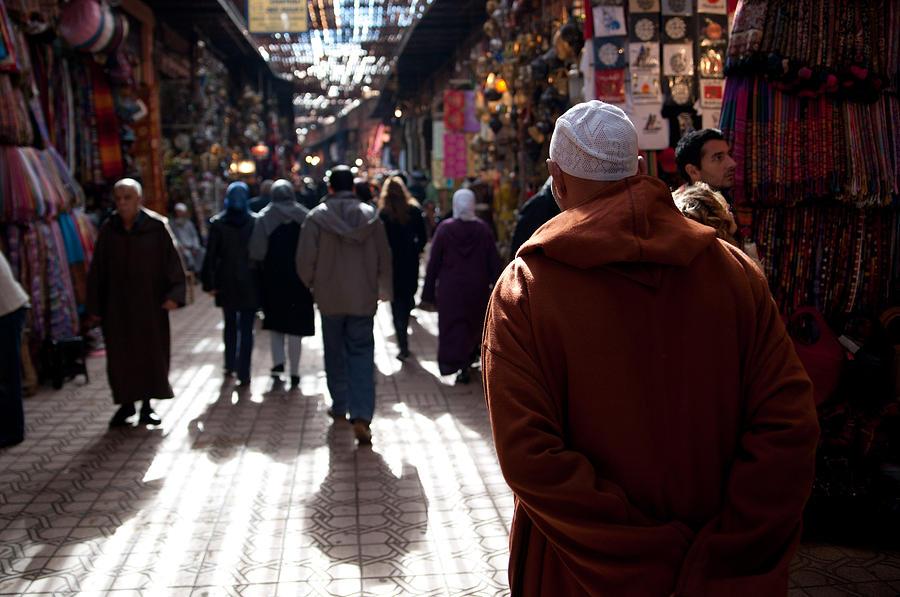 2010 Photograph - Marrakesh by Daniel Kocian
