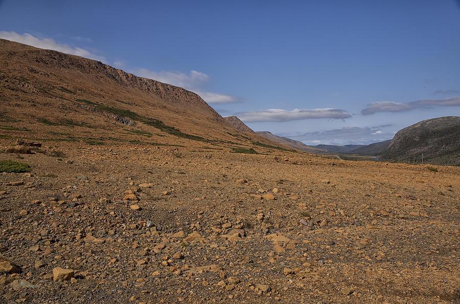 Tablelands Photograph - Mars On Earth by Eunice Gibb