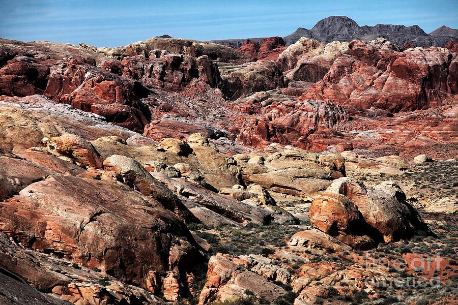Mars On Earth Photograph - Mars On Earth by John Rizzuto