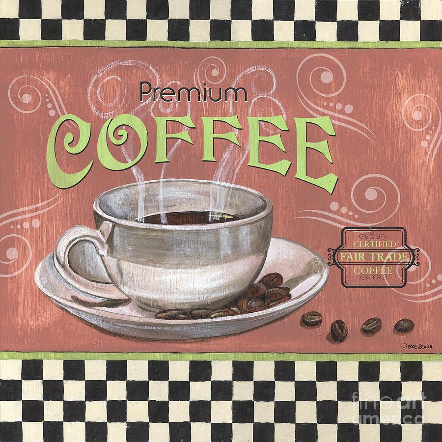 Marsala Coffee 2 Painting
