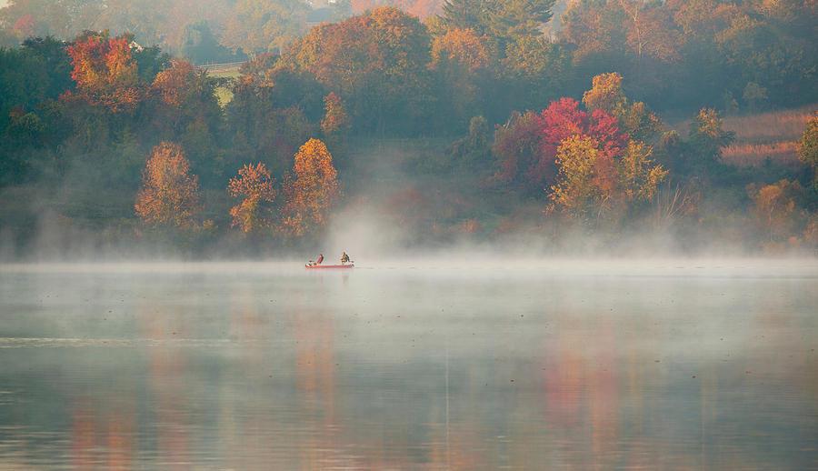 Pennsylvania Photograph - Marsh Creek Pa by David Zhu