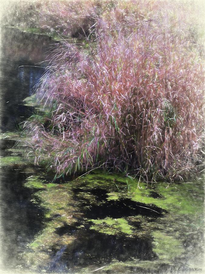 Marsh Impressions Photograph