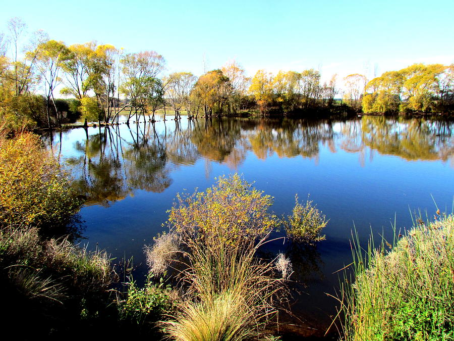 Marslands Water Ways Photograph by Joyce Woodhouse