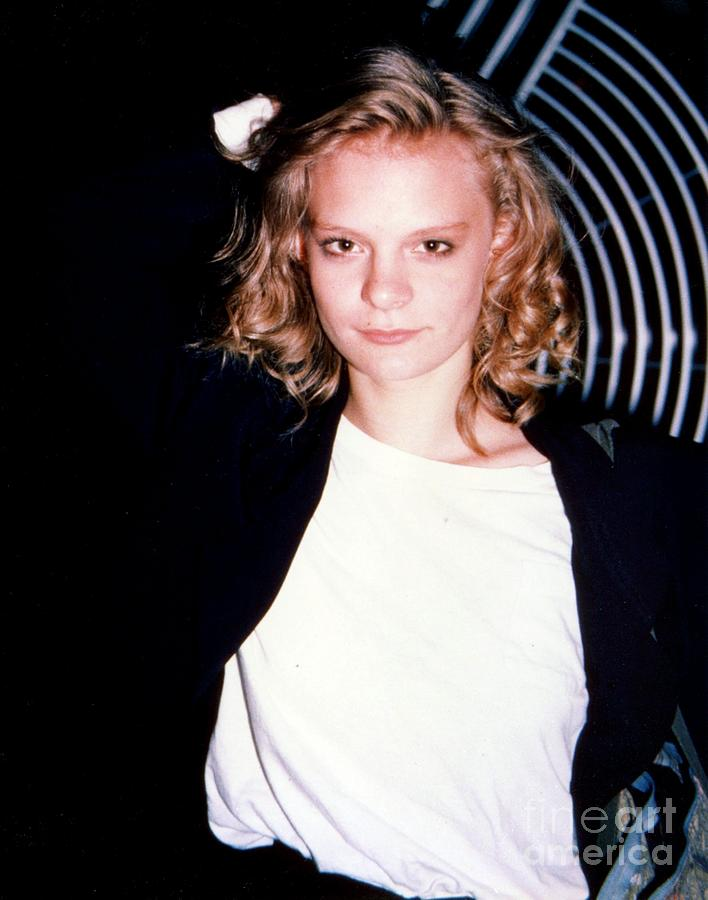 Martha Plimpton 1988 Photograph By Ed Weidman