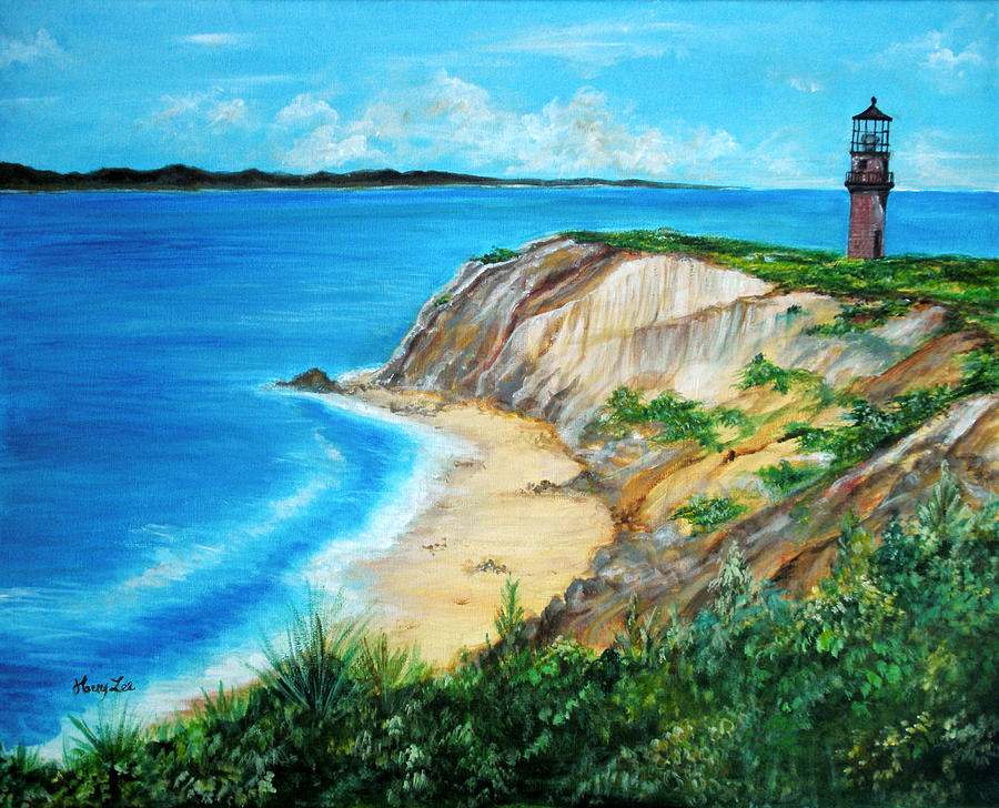 Martha S Vineyard Painting By Huy Lee