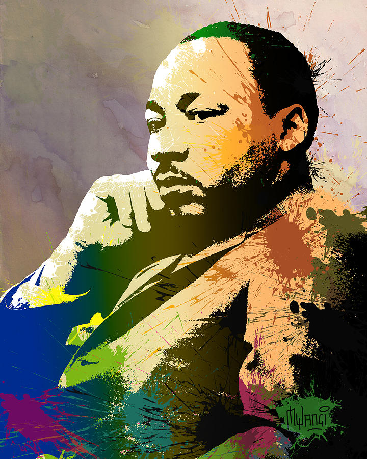 nonviolence martin luther king jr Nonviolence is not sterile passivity, but a powerful moral force which makes for  social transformation (1946)  dr martin luther king jr delivering a speech.