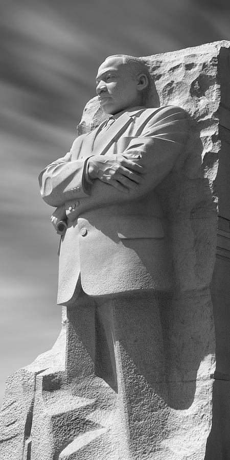 Landmarks Photograph - Martin Luther King Jr. Memorial - Washington D.c. by Mike McGlothlen