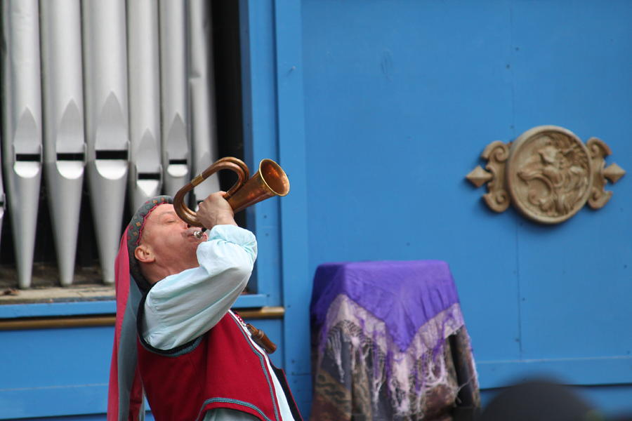 Maryland Photograph - Maryland Renaissance Festival - A Fool Named O - 121218 by DC Photographer