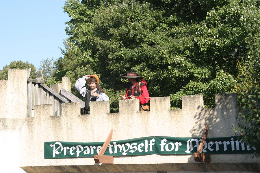 Maryland Photograph - Maryland Renaissance Festival - Open Ceremony - 12129 by DC Photographer