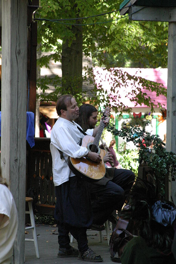 Maryland Photograph - Maryland Renaissance Festival - People - 121216 by DC Photographer