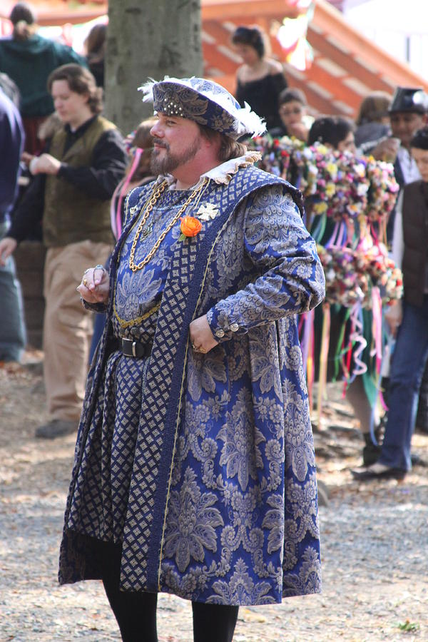 Maryland Photograph - Maryland Renaissance Festival - People - 121250 by DC Photographer