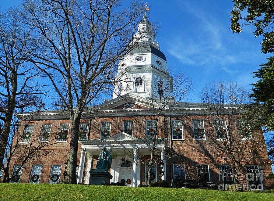 Annapolis State Capitol Tour