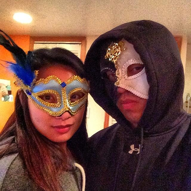 Nyc Photograph - Masks For Our Murder Mystery Masquerade by Tiffany Yiu