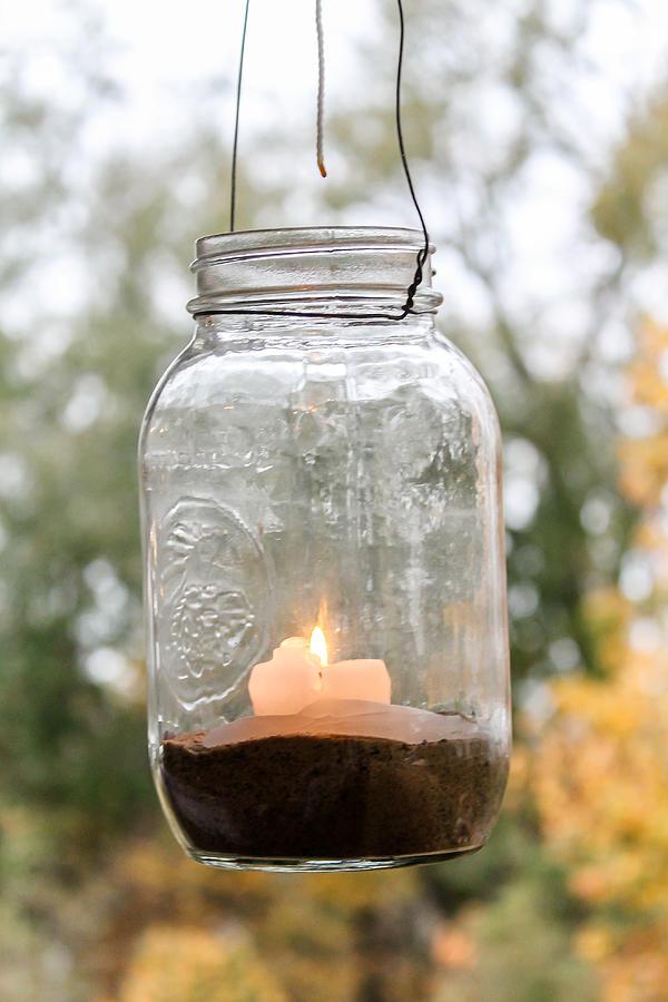 Mason Jar Photograph - Mason Jar Madness by Hannah Miller