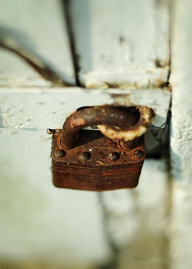 Master Lock by Rebecca Sherman
