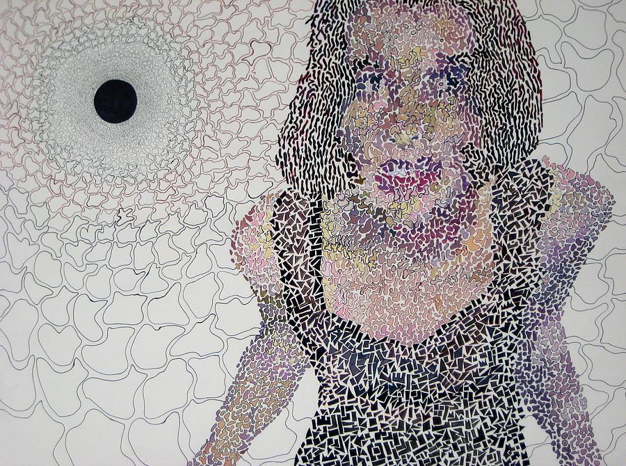 Surrealism Drawing - Matrix by Amy Mackenzie
