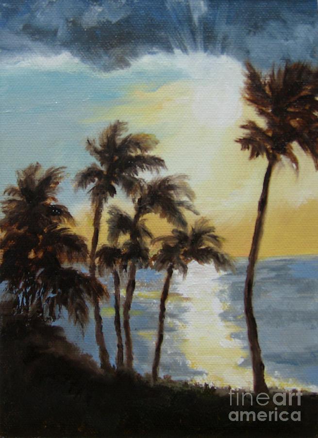 Maui Sunrise by Vicki Brevell